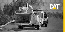Chip like you mean it with Cat® powered Bandit Intimidator™ 18XP and 19XPC Chippers