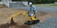 A Hilariously Mini Mini-Excavator
