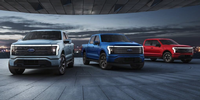 2022 Ford F-150 Lightning Reached a Milestone of 100,000 Reservations
