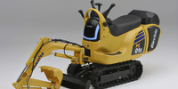 Honda and Komatsu Announce the Start of Joint Development of Micro Excavators Powered by Swappable Batteries
