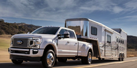 2021 Ford F-Series Super Duty Trucks Recalled Because Front Wheels Could Fall Off