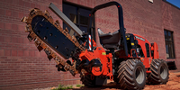 New Ride-On Trencher Designed to Maximize Operator Experience