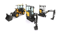 Volvo CE Introduces Three New Construction Electric Compact Equipment Models